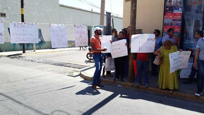 bloqueo stauo huelga uabjo (2)
