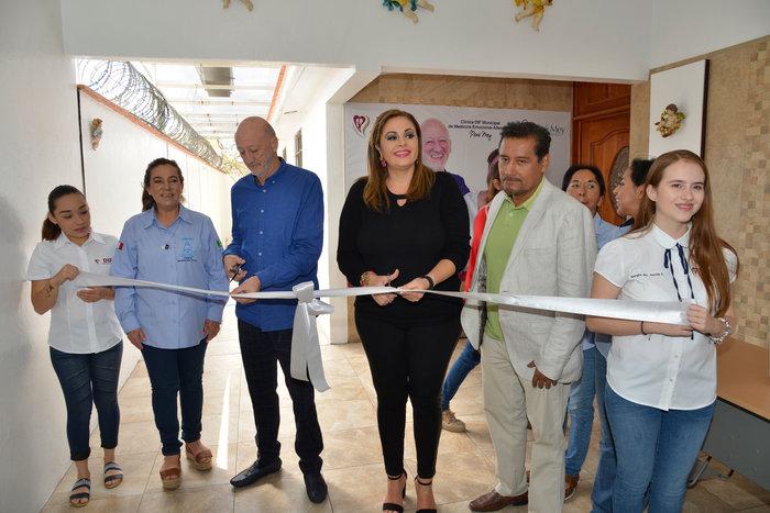 Abren DIF Municipal de Oaxaca de Juárez y René Mey Clínica de Medicina Emocional Alternativa