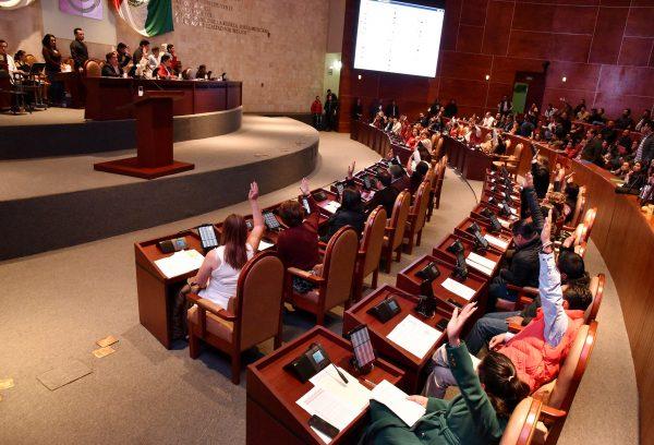 Cuenta Pública, Ley de Egresos y Plan Estatal de Desarrollo, la agenda del Legislativo para 2do Periodo de Sesiones