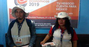 INEGI arranca censos económicos 2019 en la Cuenca
