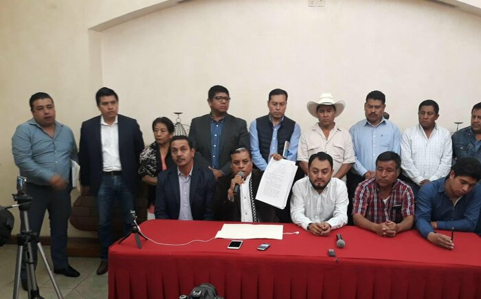 Ratifican a suplente de edil asesinado en Tlaxiaco