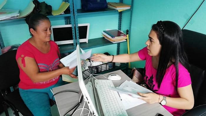 Inicia DIF de Jalapa programa de empadronamiento en apoyo a discapacitados