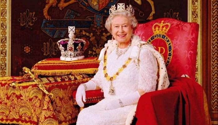 Isabel II cumple 67 años de reinar Inglaterra
