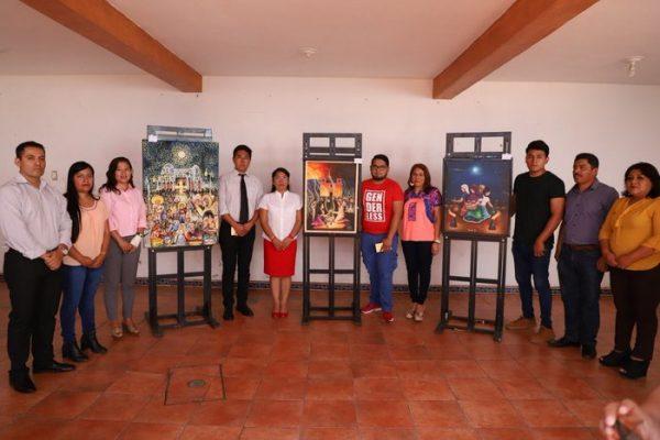 Seleccionan imagen oficial de la Cuadragésima Segunda edición de los Martes de Brujas en Xoxocotlán