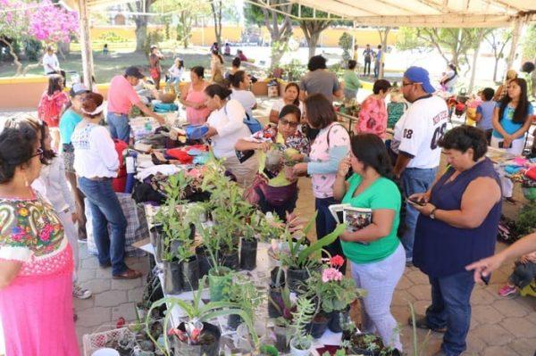Generan espacios de convivencia y solidaridad en Xoxocotlán
