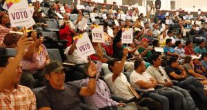 Instalan Consejo de Desarrollo Social Municipal en Santa Cruz Xoxocotlán