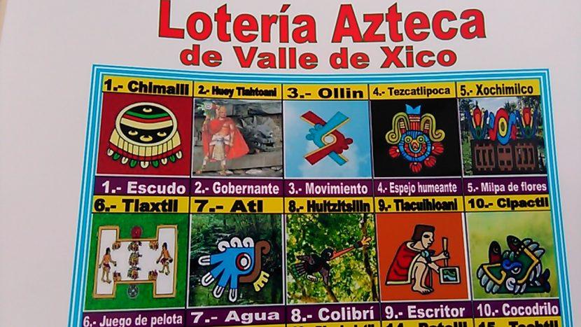 Presentan lotería azteca en el marco del equinoccio de primavera en Tuxtepec