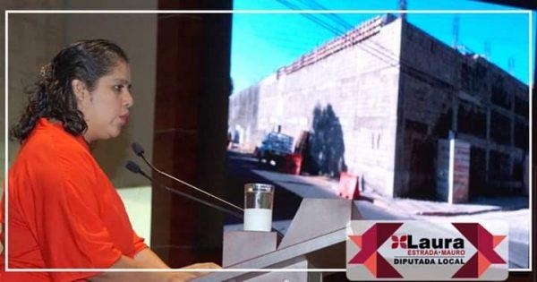 Impulsa Estrada Mauro reformas que garanticen derecho a la información de Oaxaqueños