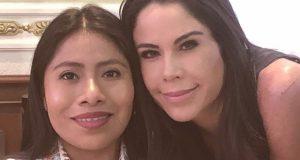 Yalitza Aparicio ignora a Paola Rojas en evento público (VIDEO)