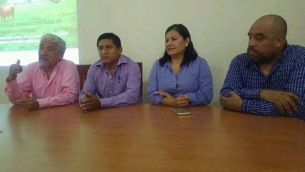 Asociación Civil busca y productores instalar peletizadora en Valle Nacional