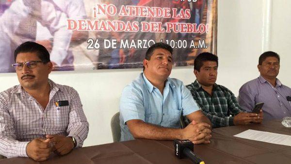 Antorcha campesina Oaxaca prepara marcha, amenaza con desquiciar la ciudad