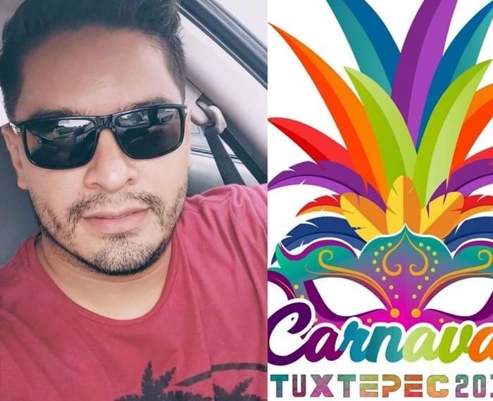 El músico tuxtepecanoRafa Cordobacompone la canción principal del#CarnavalTuxtepec2019
