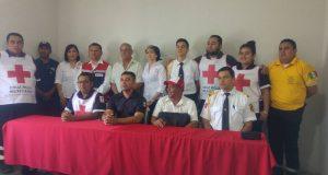 Llamados de emergencia sobrepasan a cuerpos de rescate en Tuxtepec