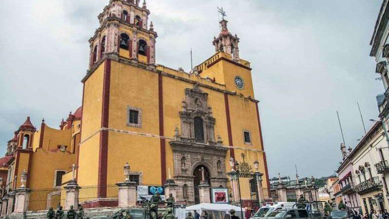 Blindan Guanajuato con la llegada de 1,600 militares