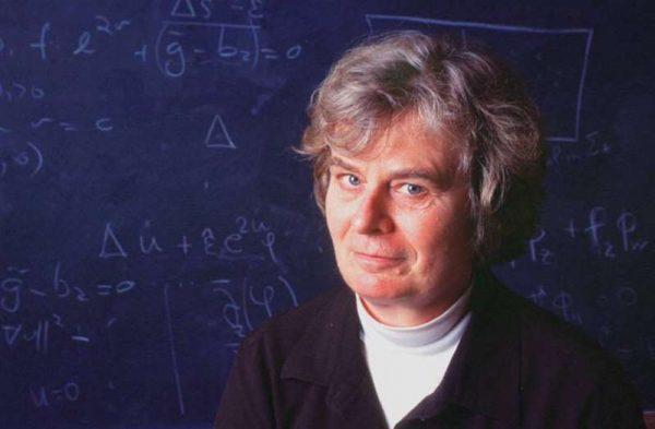 Karen Uhlenbeck, primera mujer en ganar el 'Nobel' de matemáticas