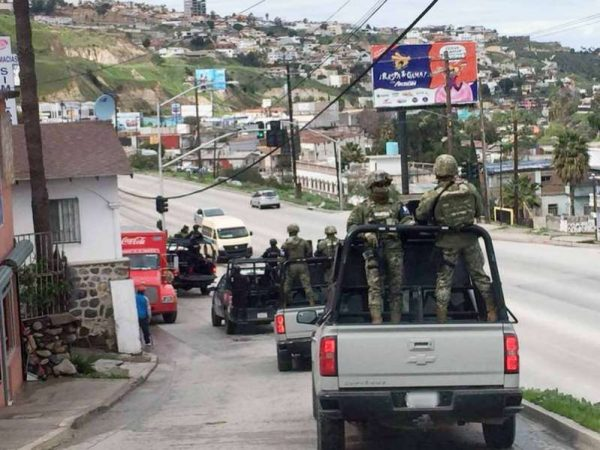Ha concluido el despliegue de Guardia Nacional en frontera sur: Ebrard