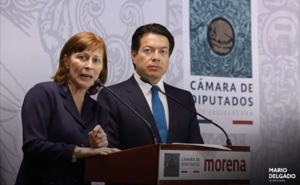 Va Morena por quitarle 50% del financiamiento a partidos