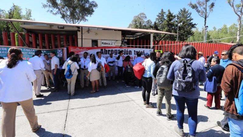 Logra CNTE eliminar evaluación de ingreso para plazas