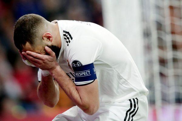 Real… mente ridículo; el Madrid se comió 9 goles en el Bernabéu