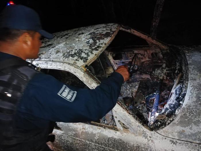 Incendian auto del edil de Juchitán; sale ileso de ataque