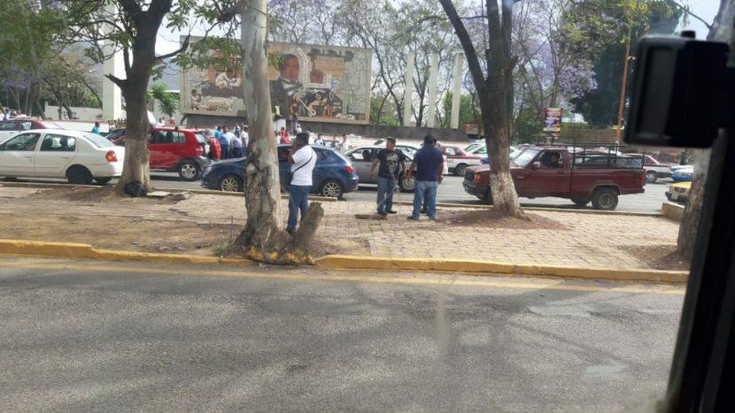 Reportan nuevo enfrentamiento entre transportistas de Libertad y de CATEM