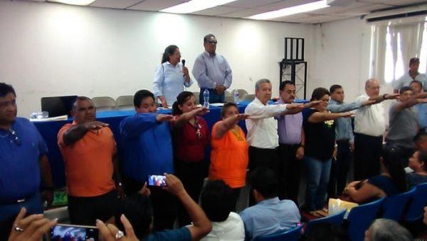 Renuevan delegación sindical del ITTUX tras cuatro años