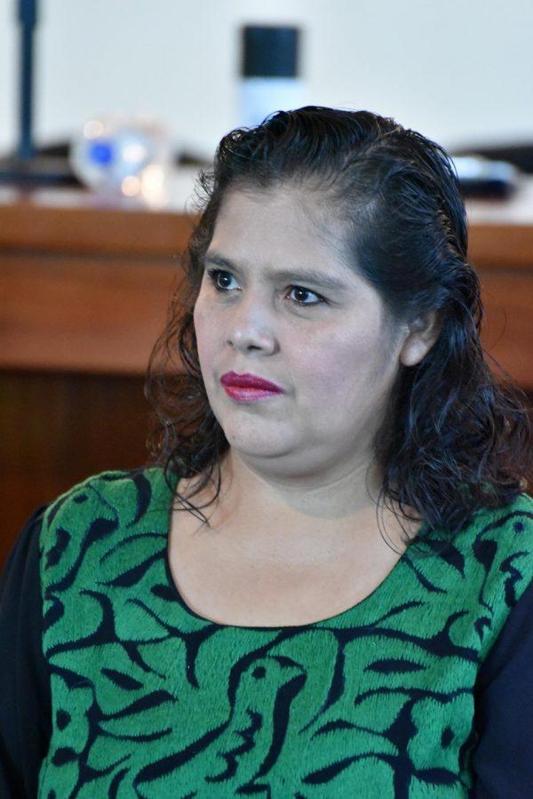 Garantiza Congreso de Oaxaca apertura hacia la ciudadanía: Laura Estrada