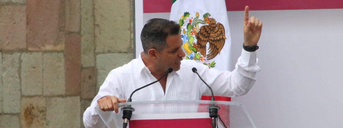 Murat copia a Obrador, venderá activos del gobierno que no se usen