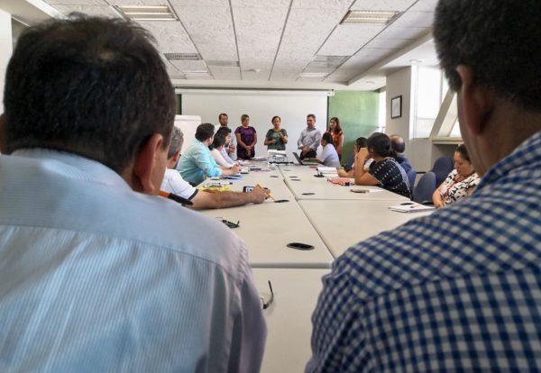 Personal de la SAI se capacita en  Alerta de Violencia de Género contra las Mujeres