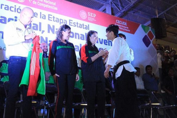 Inicia la justa deportiva de la Olimpiada Nacional, Nacional Juvenil y Paralimpiada 2019, en su etapa estatal