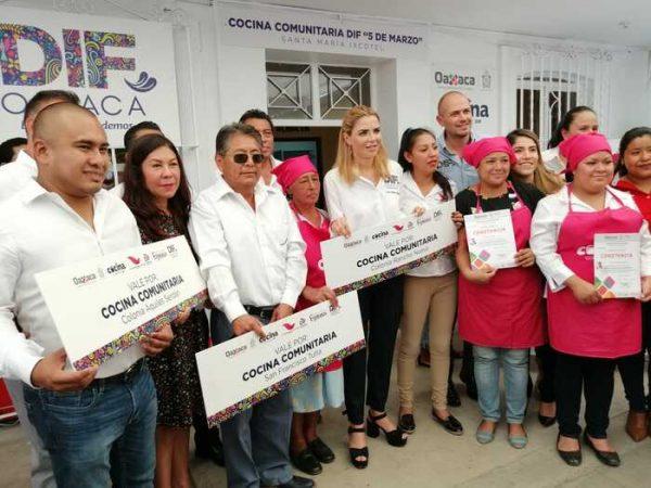 Recorte del presupuesto a comedores comunitarios dejó sin atención a más de 31 mil personas en Oaxaca