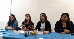 Diputada federal anuncia foros para Ley General de prevención, sanción y erradicación del feminicidio