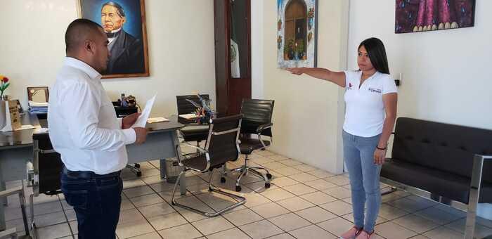 Separan del cargo a Dir. de Comunicación de Santa Lucia por presunto caso de violencia