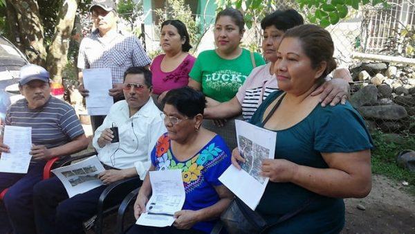Familia Benítez Romero acusa al Comisariado Ejidal de Valle, de despojo e invasión de tierras