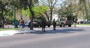 Balacera en Huatulco deja siete lesionados