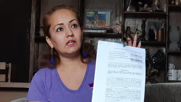Reclusas de Oaxaca mandan oficio a AMLO para denunciar irregularidades