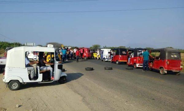Retiran damnificados bloqueo en el Istmo después de 37 horas