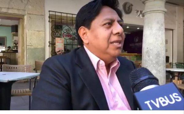 Candidato a ocupar la DDHPO pide a diputados transparencia en la elección