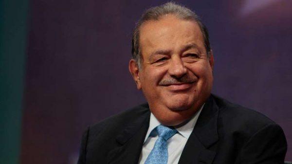 Esto es lo que opina Carlos Slim de los 100 días de AMLO