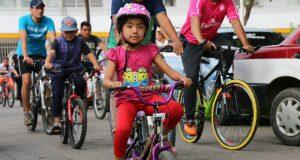 DIF Xoxocotlán invita a paseo ciclista para fomentar la actividad física en niños y jóvenes