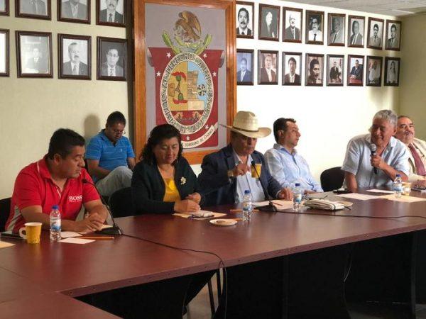 Trabajan desde el Congreso para garantizar seguridad alimentaria en Oaxaca