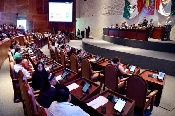 En Oaxaca, Legislativo aprueba ampliar catálogo de delitos que ameritan prisión preventiva