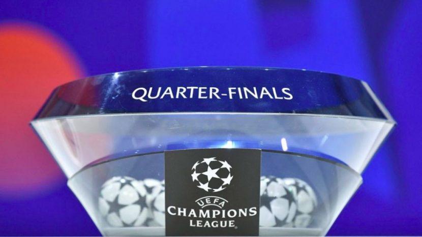 Definidos los cuartos de final de la Champions League