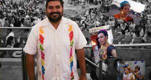 Promotor cultural Tuxtepecano, expondrá en Universidad de Canadá