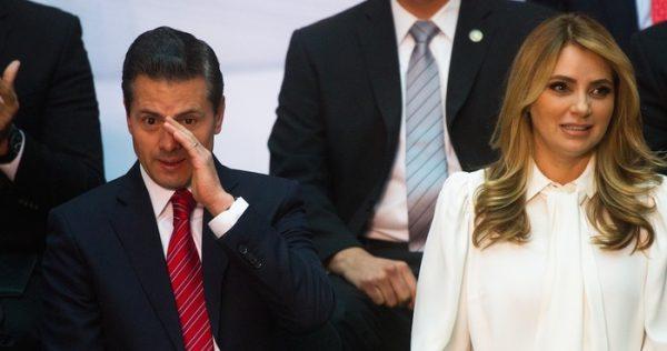 Angélica Rivera exige a Peña 35 autos de lujo, 12 años de vuelos privados y más… por su divorcio