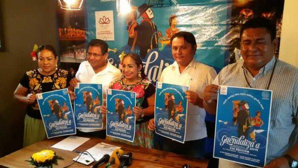 Invita Tehuantepec a sus fiestas de hermandad