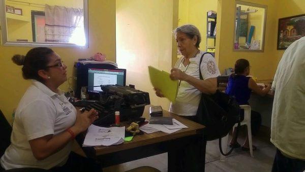 Retoma INAPAM convenios con comercios de Tuxtepec