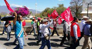 Antorcha Campesina, exige solución a peticiones