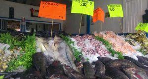 Vendedores de mariscos, esperan repuntar ventas durante Semana Santa