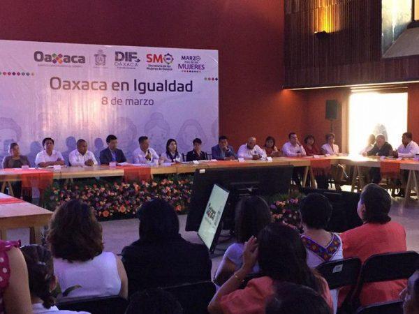 Gobierno de Oaxaca realiza sesión ordinaria del Sistema Estatal para la Prevención, Atención, Sanción y Erradicación de la Violencia contra las Mujeres